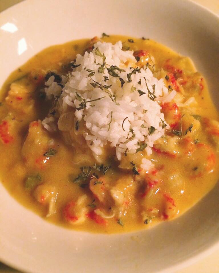 Crawfish Étouffée (Beginner Friendly Version)