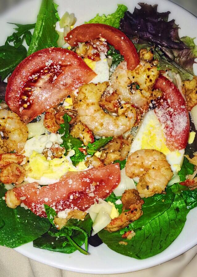 Seafood Salad with Remoulade Dressing