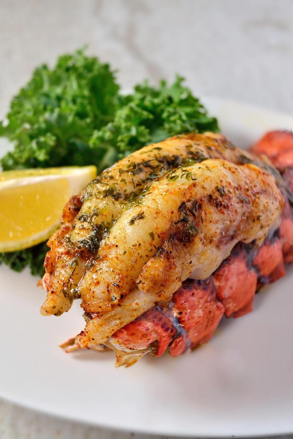 Cajun Lobster Tail