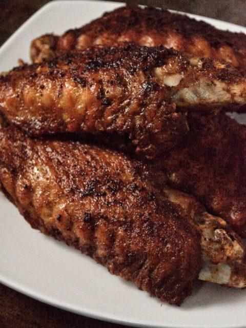 Cajun Fried Turkey Wings Recipe Coop Can Cook