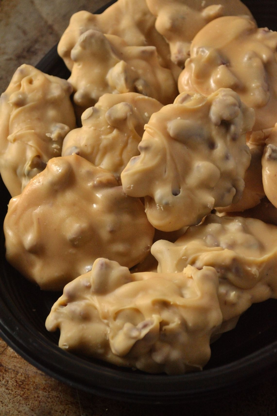 Microwave Pralines Recipe