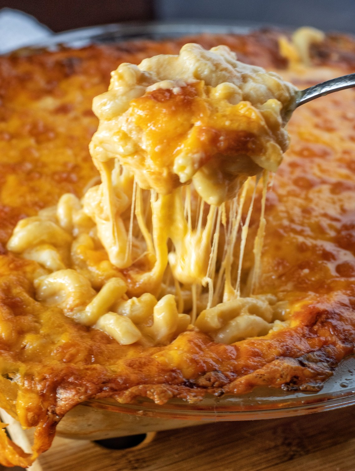 The CHEESIEST Macaroni and Cheese Ever