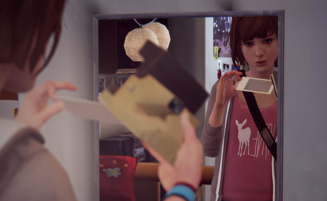 Image result for life is strange max taking a picture