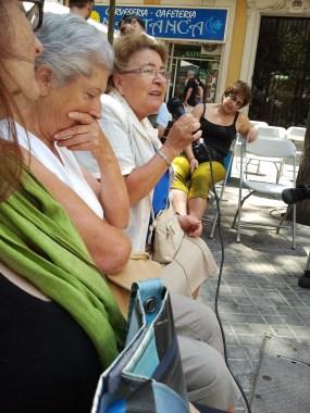 Xerrada sobirania alimentaria.Intervencions del públic