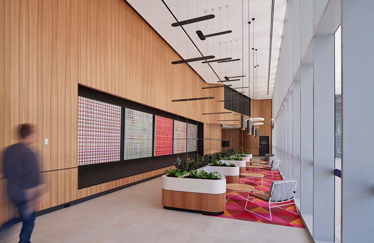 Construction Company Sydney Workplace Office Building Refurbishment fit-out Dexus4