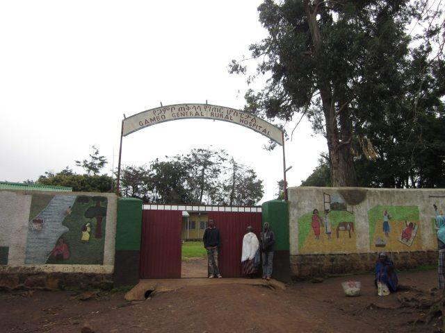 L'arribada a Gambo / La llegada a Gambo etiopia gambo