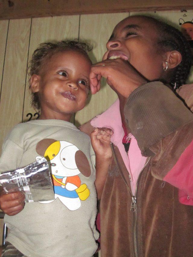 L'alegria de la mare / La alegría de la madre etiopia gambo