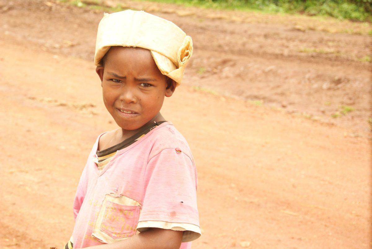 Camí a l'hospital / Camino al hospital etiopia