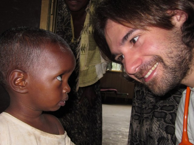 Lliçó de vida / Lección de vida africa