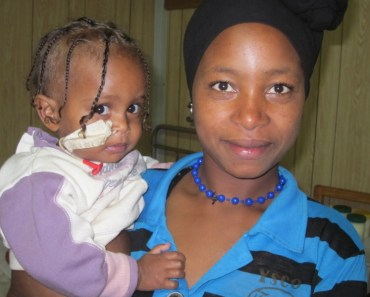 Historia de una mujer en África