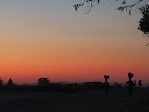 El viaje por la vida: El viaje interminable, el viaje imposible africa