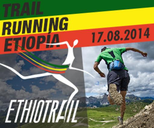Inicio de una relación con EthioTrail y Run in Africa para el desarrollo socio-económico de Etiopía africa alegria gambo etiopia gambo