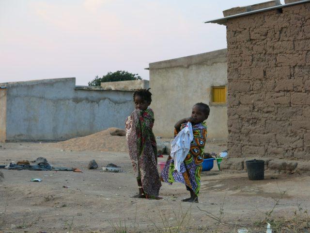 23 años: madre, viuda y abandonada africa