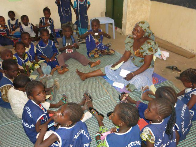 La Joie des Orphelins: Proyecto de escolarización y promoción integral de niñas huérfanas y niños huérfanos de la región de Kolda, Senegal africa dr alegria