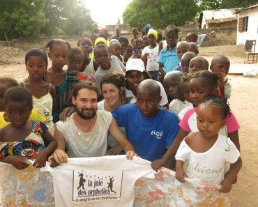 La Joie des Orphelins, desde Senegal con La Transpirenaica Social y Solidaria