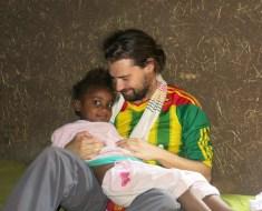 «Una vez he puesto nombre propio a los niños y niñas que mueren por desnutrición no puedo permanecer indiferente»