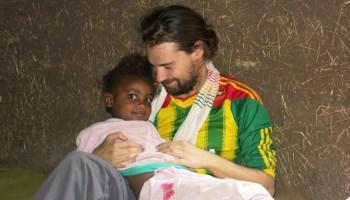 Una història real: viure o morir? / Una historia real: ¿vivir o morir? etiopia
