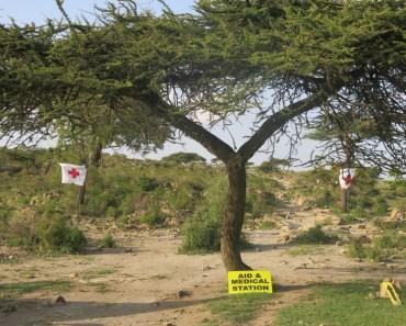 El Hospital de Gambo colabora con la Ethiotrail