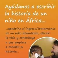 Ayúdanos a escribir la historia de una niñ@ en África - #GivingTuesday