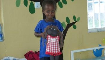 Escribid a nuestr@s niñ@s apadrinad@s de Etiopía africa alegria gambo
