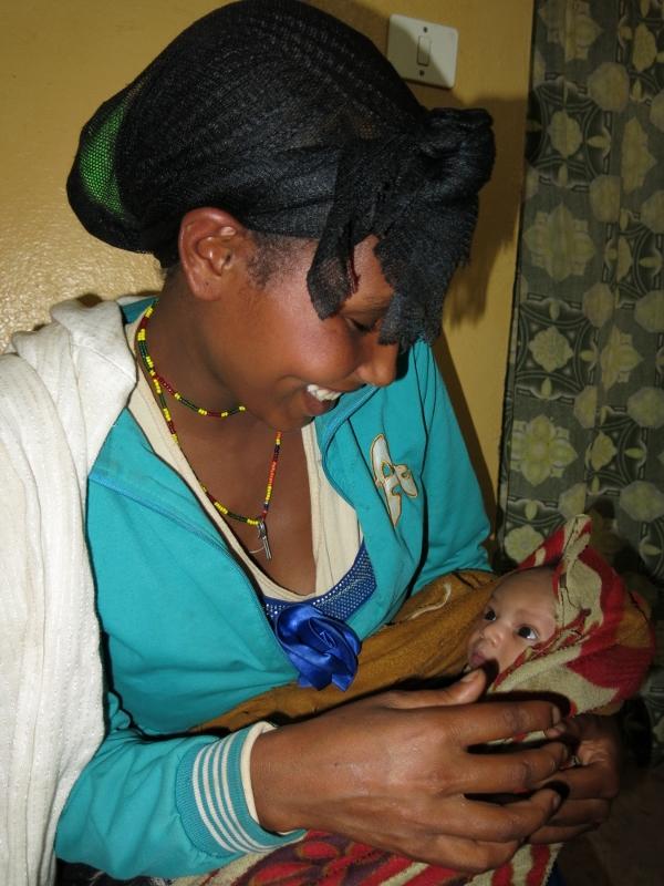 Distintos en la igualdad alegria gambo alegria sin fronteras dr alegria etiopia gambo