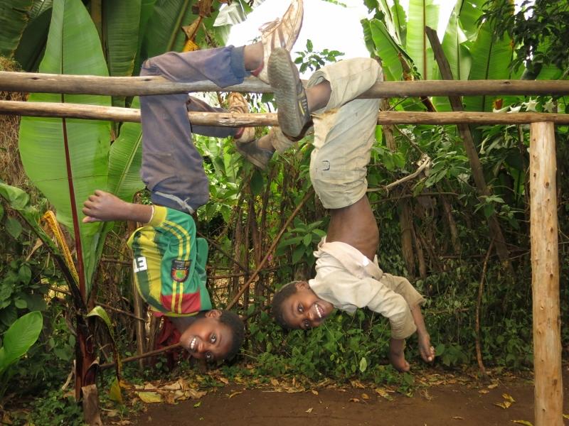 La riqueza de la sencillez alegria gambo alegria sin fronteras dr alegria etiopia