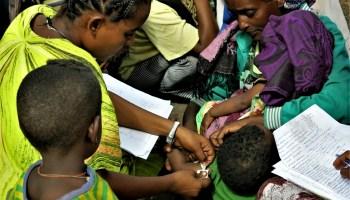 Combatiendo la hambruna en Etiopía empoderando la comunidad africa