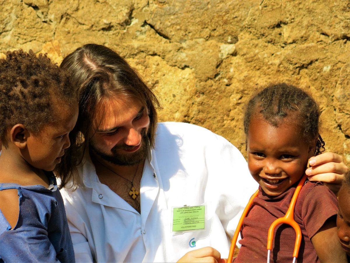 Un viaje del que nunca he regresado africa alegria gambo alegria sin fronteras dr alegria etiopia gambo