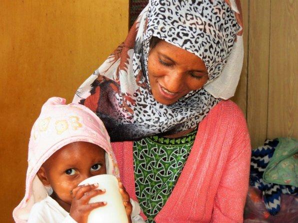 Emergencia nutricional en la zona rural de Gambo, al sur de Etiopía africa alegria gambo alegria sin fronteras