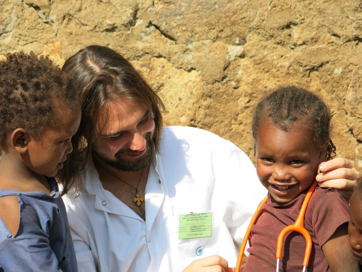 Unidos por el hospital de Gambo en Etiopía, ven a conocernos en la presentación de Barcelona africa alegria gambo alegria sin fronteras dr alegria etiopia
