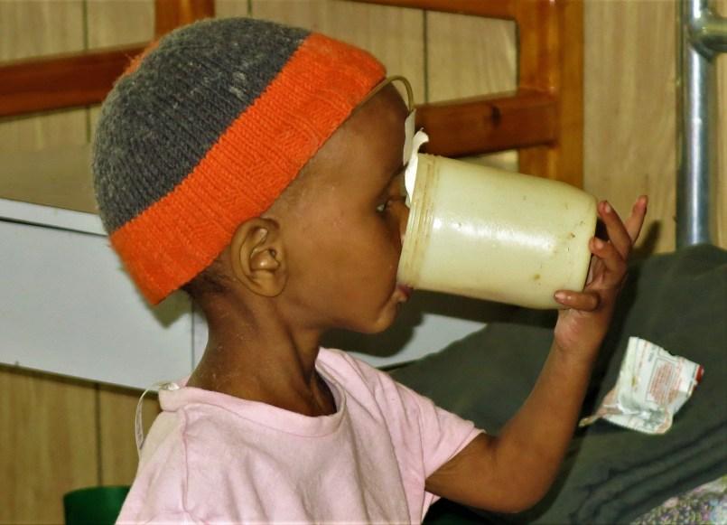 ¿Comeré hoy? africa dr alegria