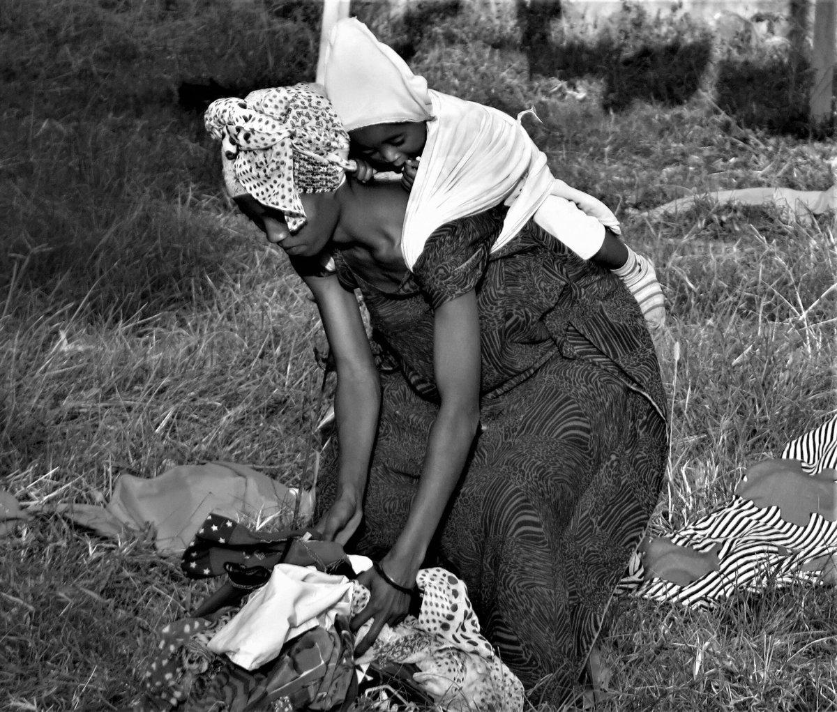 El fin de la pobreza africa alegria gambo alegria sin fronteras dr alegria