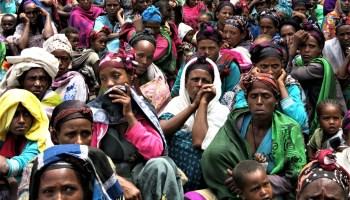 Etiopía, uno de los países del mundo que acoge más refugiados alegria gambo alegria sin fronteras dr alegria etiopia gambo