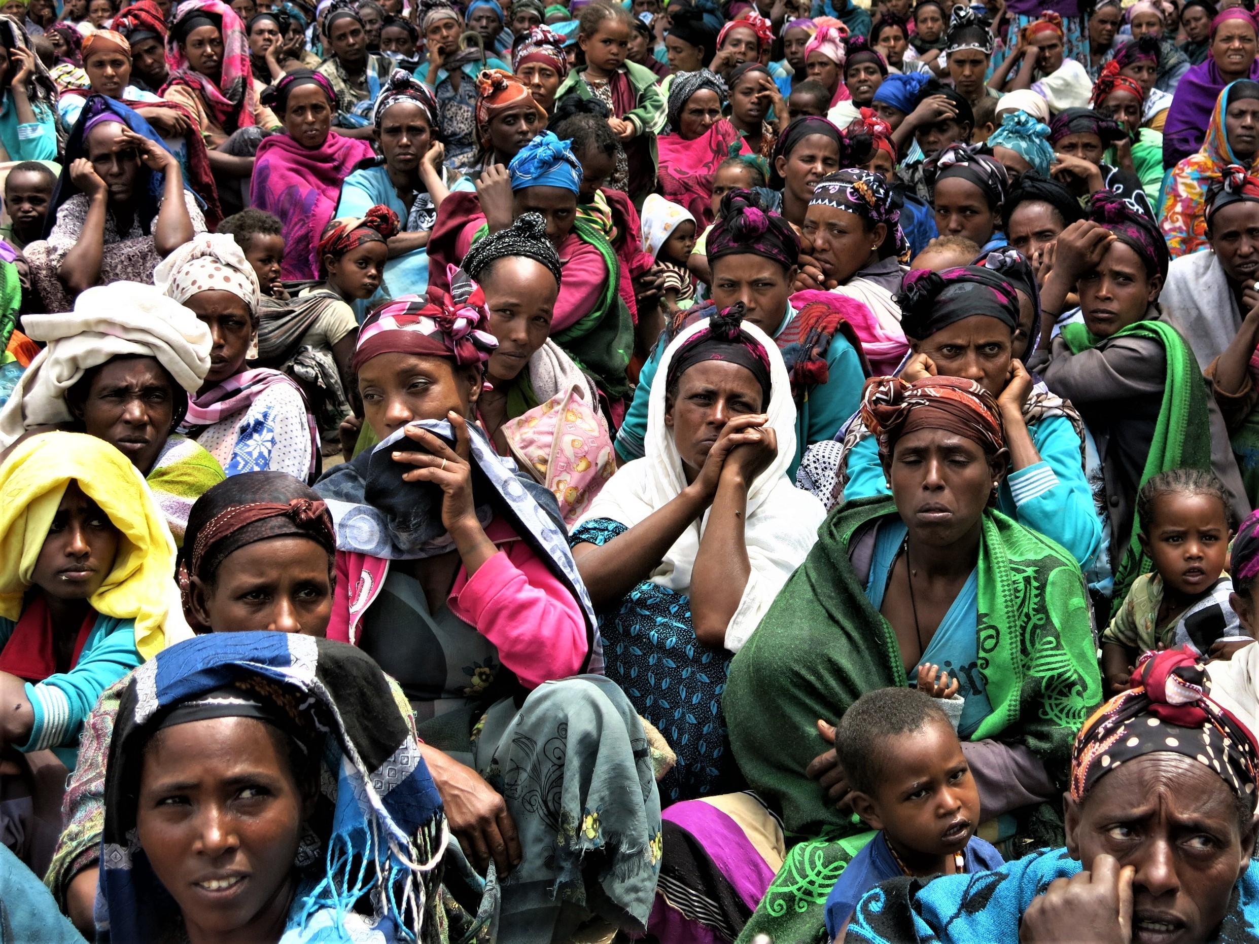 Etiopía nos da ejemplo con los refugiados