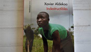 Oceáno África y Alegría con Gambo. Gracias Xavier Aldekoa, una persona extraordinaria! Dando voz a las personas silenciadas! alegria gambo