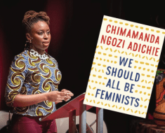 Todos deberíamos ser feministas – Chimamanda Ngozi Adichie – TedTalk