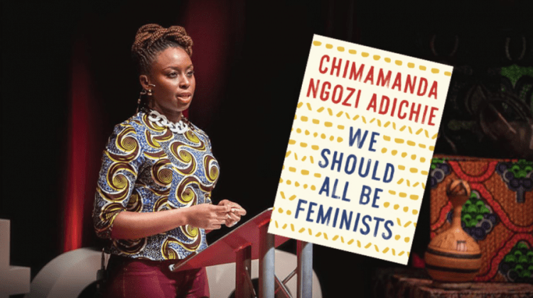 we should all be feminist