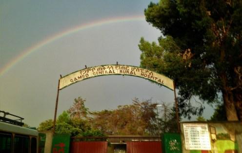 Gambo Hospital Ethiopia Iñaki Alegria