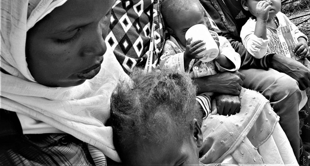 Nuevas historias desde la unidad terapéutica nutricional del hospital de Gambo alegria gambo alegria sin fronteras etiopia