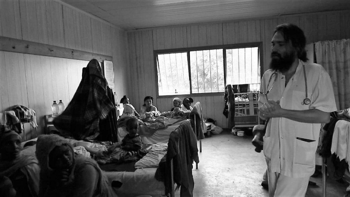Cada día en Gambo es... alegria gambo alegria sin fronteras dr alegria etiopia gambo