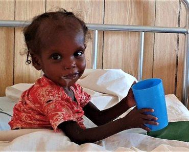Hambre cero en Etiopía: Alimentando las niñas de hoy que acabarán con el hambre en Etiopía mañana