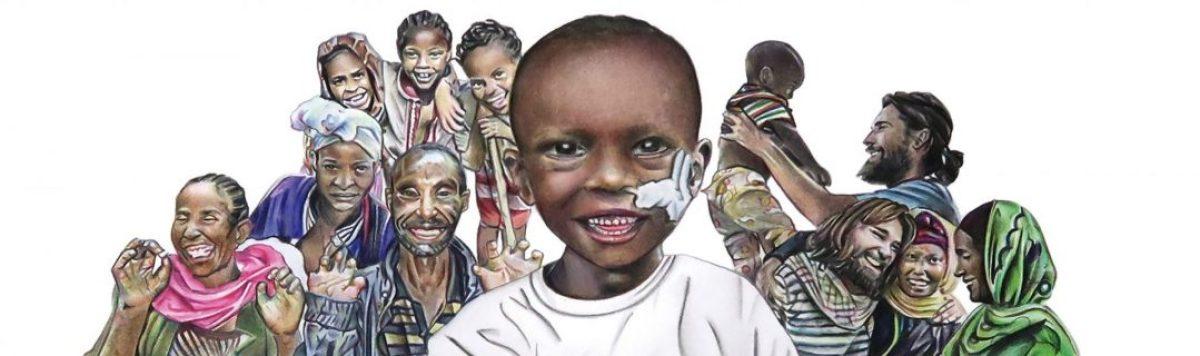 Por el derecho no tan sólo a ser niña o niño sino a vivir la infancia africa alegria gambo alegria sin fronteras etiopia