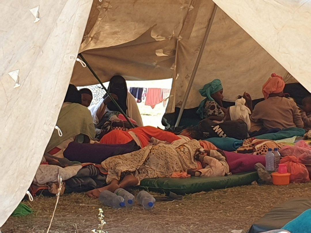 Más de 7000 casos de Sarampión en la Oromía africa alegria gambo alegria sin fronteras etiopia