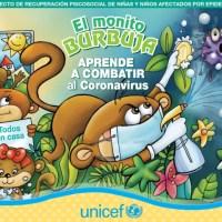 El monito burbuja - El cuento infantil para aprender a combatir el Coronavirus