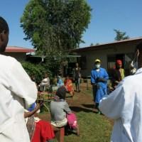 El hospital de Gambo al borde del colapso