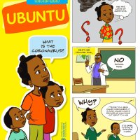 Ubuntu, Children's Story Book: What is the Coronavirus?