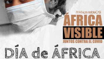 Djouma ONG se une a la campaña #AfricaVisibleC19 africa