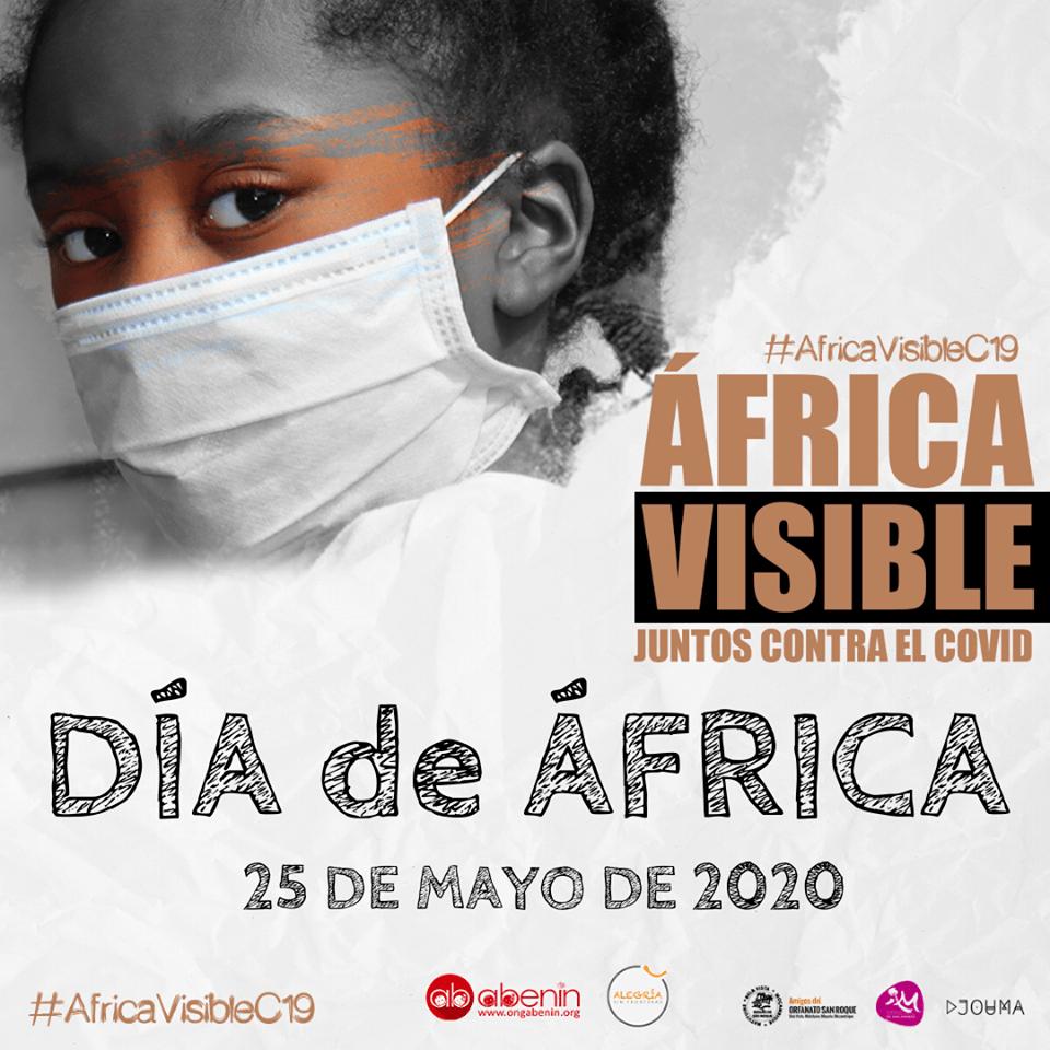 Feliz día de África africa