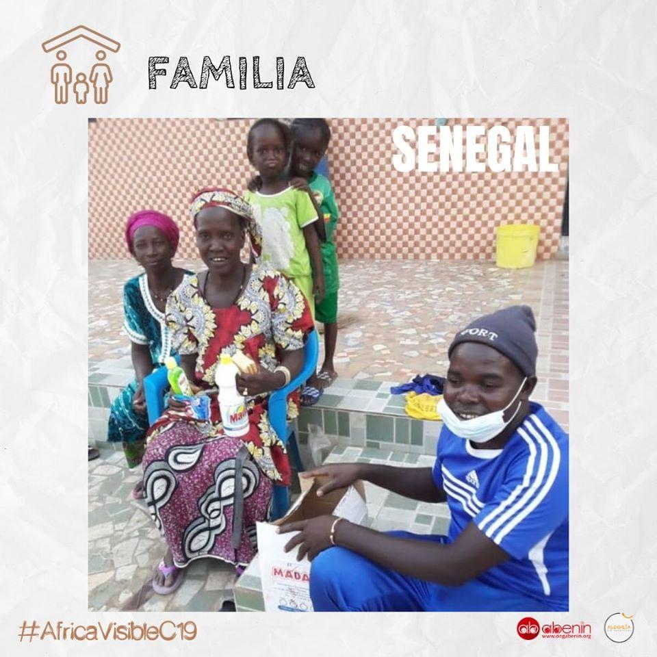SENEGAL: LA FAMILIA COMO CENTRO africa