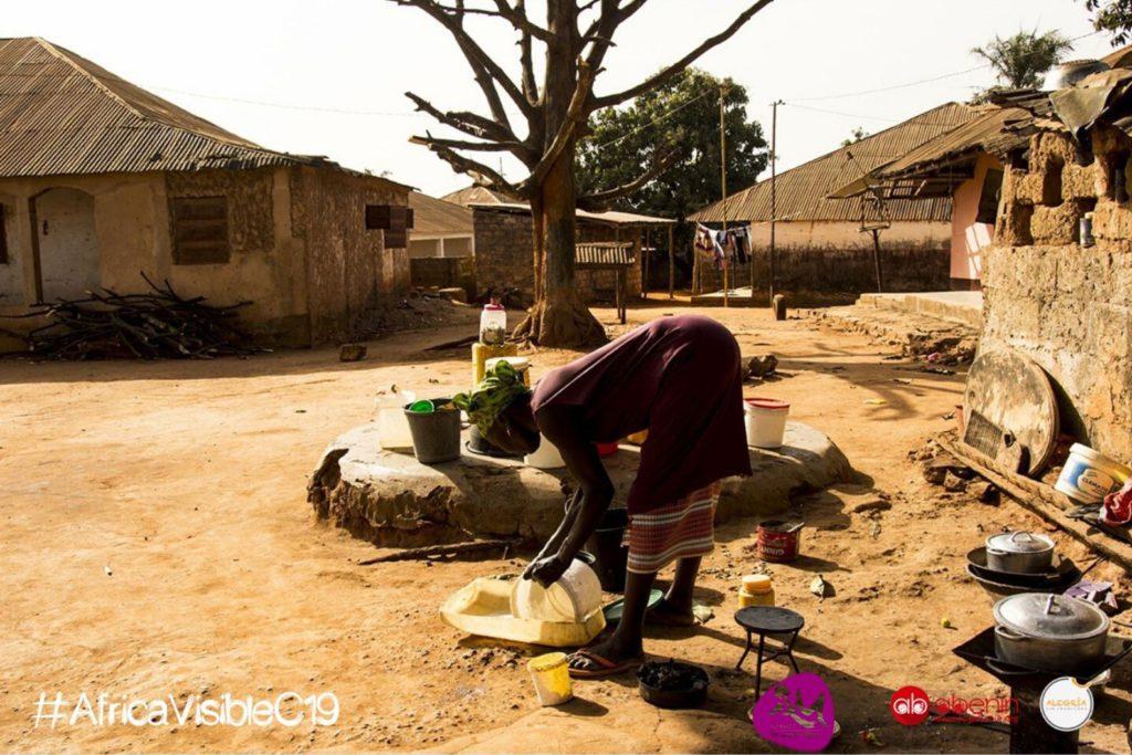 Guinea-Bisáu: Acciones en Casa Emanuel con la Fundación Iván Mañero africa alegria gambo alegria sin fronteras